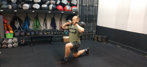 Why you should love the Lunge