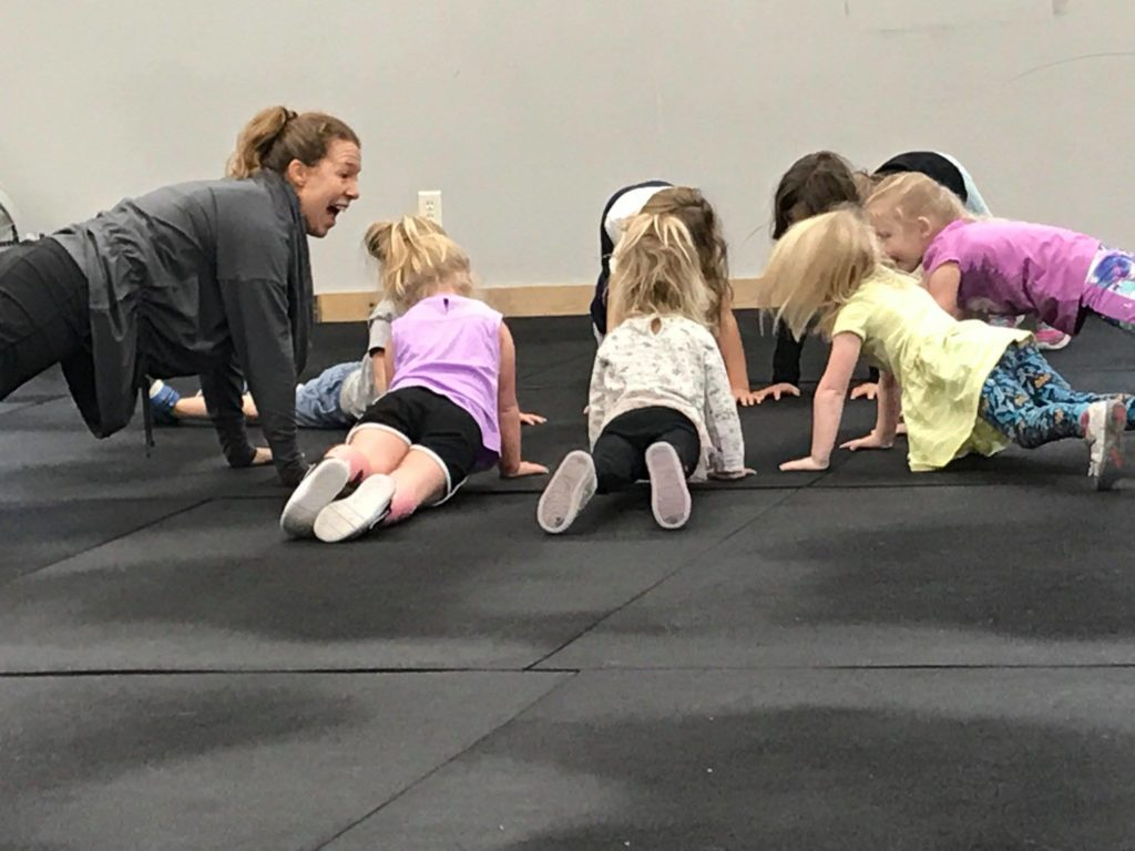 CrossFit Kids/Teens