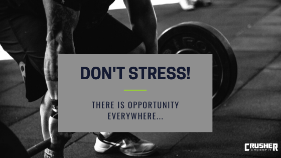 3 Reasons why you should NOT stress about the gym being closed